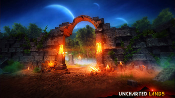 Uncharted Lands